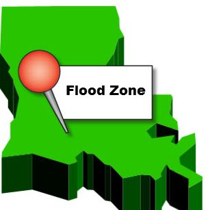 Louisiana-Flood-zone